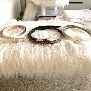 Woman's belt bundle